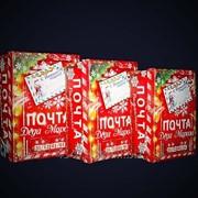 Новогодние пакеты, коробочки фото