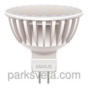 Лампа диодная MR16 4W 3000K 220V GU5.3 AP фото