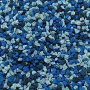 Песок кварцевый цветной фото