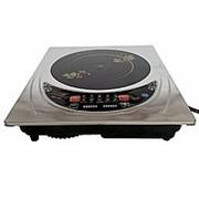 Электрическая плита настольная одноконфорочная RMC-808 фото
