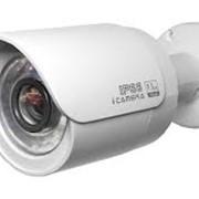 Мегапиксельная IP камераDahua Technology IPC HFW2100 1.3 является профессиональной цветной наружной видеокамерой с режимом День/Ночь фото