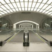Пассажирские конвейеры iwalk, лифтовое оборудование, лифты фото