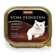 Анимонда Фом Фейнштейн для кошек мультимясной коктейль, 100 г фото