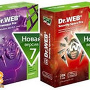 Антивирус DrWeb Security Space Pro 2ПК/Год фото