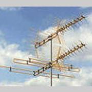 Установка антенн МВ-ДМВ диапазонов фото