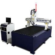 Станок ATS-2112.4D: криволинейный раскрой листовых материалов, 3D фрезеровка, гравировка фото