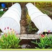 Парник Росинка с укрывным материалом 4м дуга 2.5м фото