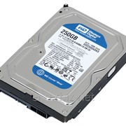 Накопитель HDD SATA 250GB WD Blue 7200rpm 16MB (WD2500AAKX) фото