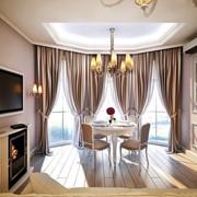 Шторы для гостиной от салона Velvet в Краснодаре фото