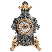 Часы в стиле барокко Королевский дизайн 20х31х13см. арт.WS-615 Veronese фото