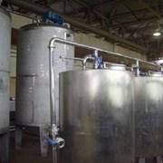 Изготовление ёмкостей для производства кормов для животных фото