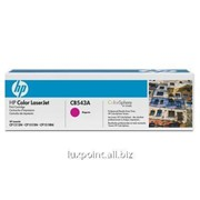 Картридж HP CB543A, для НР Color LaserJet CM1312, CM1312nfi, CP1215, CP1515n ПО фото