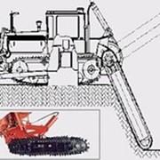 Траншеекопатели малогабаритные гидрофицированные фото