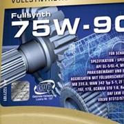 Моторное масло Vollsynt Getriebeöl VSG 75W90, 5л фото