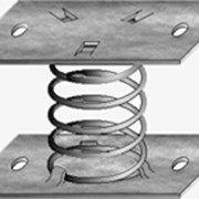 Виброизолятор пружинный ДО45 фото