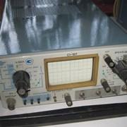 Осциллограф-мультиметр С1-107 фото