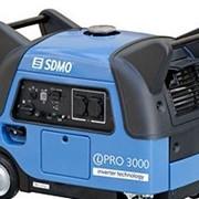 Бензиновый генератор SDMO Inverter Pro 3000 E фото