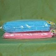 Шапочки одноразовые по 25 шт в упаковке фото