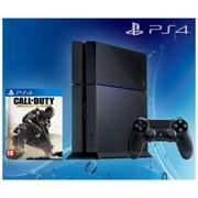 Игровая приставка Sony PlayStation 4 500Gb + Call of Duty: Advanced Warfare (PS4) Русская Версия фото