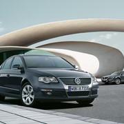 Автомобили VW Passat B6 фото