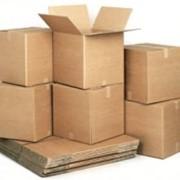 Производство изделий из различных материалов (картон, гофрокартон, микрогофрокартон). фото