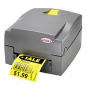 Настольный термотрансферный принтер Godex EZ-1100+ фото