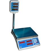 Весы торговые электронные ICS-NT фото