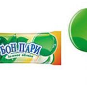 Мороженое фруктовое лед зеленое яблоко фото