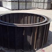 Форма Кольцо бетонное КС – 7.9 (толщина металла 1,5 — 5 мм) фото