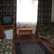 Гостиничные номера: двухместные стандарт фото