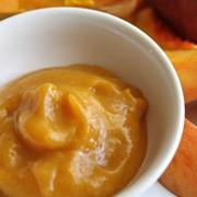 Пюре из персиков, пюре плодово-ягодное, персиковое пюре фото