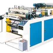 Одноручьевая пакетоделательная машина для производства пакетов «майка» с «горячим» ножом фото