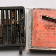 Сверло твердосплавное 0,9 мм, ВК6М, 30/8 мм. фото