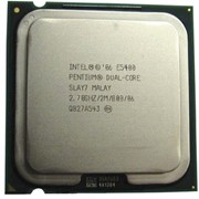 Intel Pentium Dual-Core E5400 2.7GHz/800MHz/2Mb LGA-775 OEM фото