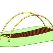 Детское сооружение модель СМ13 Оборудование для детских площадок фото