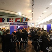 """Международная выставка """"Образование за рубежом"""" фото"""