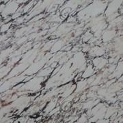 Мрамор бело-серый Breccia Violla (Брехчия Виола) фото
