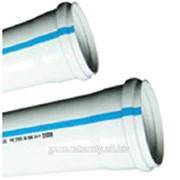 Труба канализационная 2,2ммFirat Gediz 50*1000 фото