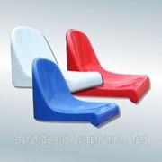 Сидение стадионное для деревянной, металлической, бетонной поверхности фото