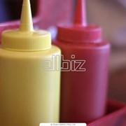 Фруктово-ягодный соус фото