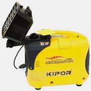 Портативный бензиновый генератор KIPOR IG1000s фото