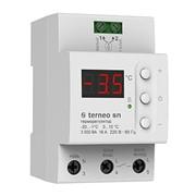 Терморегулятор terneo sn для систем снеготаяния фото