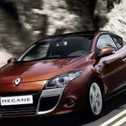 Renault Megane Coupe фото