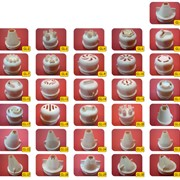 Фильеры (дюзы, насадки, вставки) для печенья. фото