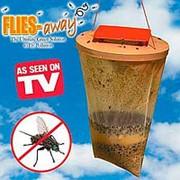 Ловушка для насекомых Flies away (Флайс Эвей) фото