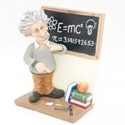 Статуэтка-Эйнштейн 12х7х17 фото