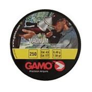 Пули пневматические GAMO Magnum 4,5 мм 0,49 грамма (250 шт.) фото