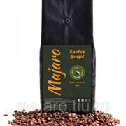 Кофе в зернах. Santos Brasil 100% Arabica 1 кг фото