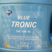 Масло Aral BlueTronic SAE 10W-40 фото