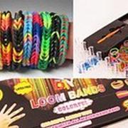 Набор для детского творчества Loom Bands аналог фото